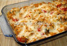 Quinoa and Chicken Casserole