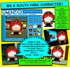 South Park be your own character