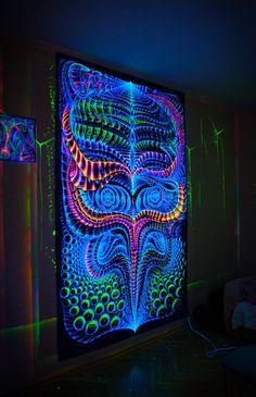 NEW UV Backdrop