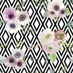 Vector background with anemone flowers vector - https://www.welovesolo.com/vector-background-with-anemone-flowers-vector/?utm_source=PN&utm_medium=wcandy918%40gmail.com&utm_campaign=SNAP%2Bfrom%2BWeLoveSoLo