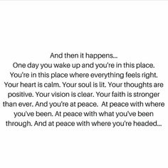 I miss You, Allah. This is how I felt with You. I will find my way back to You. I will walk towards You and I know You will run to me. I miss the peace, the beauty and the positivity I had with You.