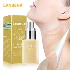 Lanbena Hydrating Neck Cream Firming Moisturizing Reduce Fine Lines Neck Mask Anti Wrinkle Relieving Health And Beauty Skin Care Neck Cream Firming, Skin Firming, Beauty Skin, Health And Beauty, Neck Wrinkles, In Cosmetics, Dull Skin, Beauty Essentials, Anti Wrinkle