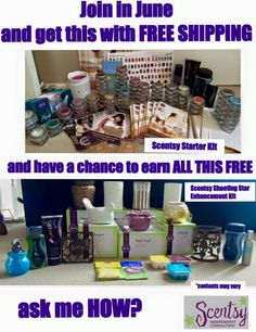 Wanna join, let me know on my website https://nicolelwells.scentsy.us/ or email me at nlwells2012@gmail.com