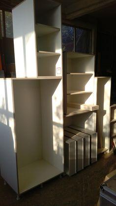 Bookcase, Woodworking, Shelves, Closet, Home Decor, Shelving, Armoire, Decoration Home, Room Decor