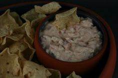 Cream Cheese, Sausage and Rotel Dip