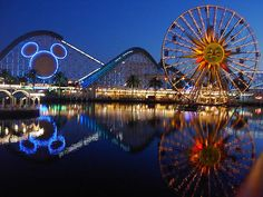 Things to do guide for Disneyland and CA Adventure