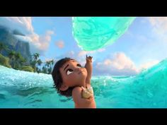Disney's Moana: First International Trailer - Dwanye Johnson 4K