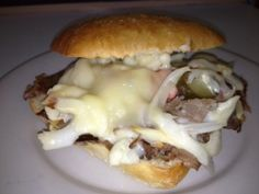 Our next lunch special is an Italian Steak Sub; our Slow Cooked Roast Beef topped with Italian Giardiniera Vegetables, roasted Sweet Onions, and melted Provolone Cheese, then placed on a toasted Ciabatta Roll with a delicious Parsley and Basil Mayo.  I hope that everyone has a chance to come in and try one of these great sandwiches. Also, don't forget that tomorrow is Taste Test Tuesday, and I'm about to see what I can come up with. Have a great week, and we hope to see you.