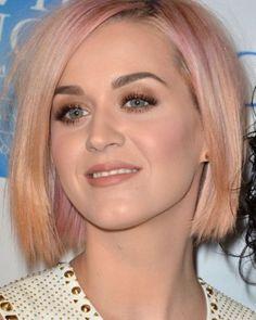Katy Perrys nye frisure | Vi Unge