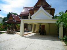 Tropical asunto Thaimaan Pratamnakissa #thaimaa #unelmatalot