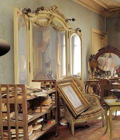 apartment, paris, secret