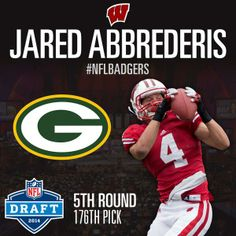 Abbrederis to the Packers