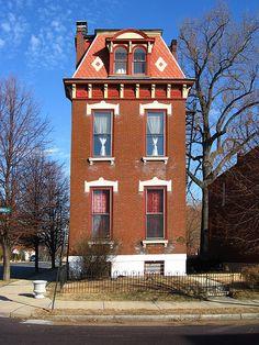 Benton Park West, St. Louis, MO