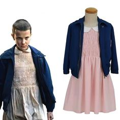 Stranger Things, Clothing, Strange Things, Outfits, Dresses, Clothes
