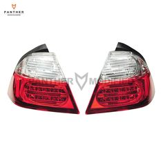 1 Pair Motorcycle Tail Light Brake Turn Signals With LED Moto Brake Lights case for Honda Goldwing GL1800 2006-2009 2010 2011 #Affiliate