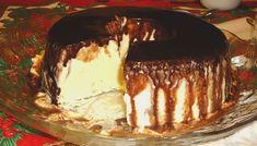 Aprenda a fazer essa receita deliciosa de gelado de creme com calda de chocolate que fica uma delícia e vai agradar à todos!