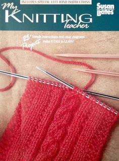 My Knitting Teacher Susan Bates by Lonestarblondie on Etsy