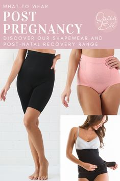 Want some help flattening and firming your postpartum tummy? Check out our range of post pregnancy belly wraps and compression leggings at Queen Bee. Post Pregnancy Fashion, Post Pregnancy Belly, Stylish Maternity, Maternity Fashion, Best Postpartum Belly Wrap, Belly Wraps, Comfortable Fashion, Shapewear, Fashion Boutique