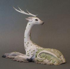 Kirin - Guardian of Hope by The-Elven-Artisan.deviantart.com on @deviantART