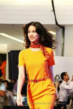 Thai Smile Air Uniform