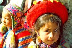 Bambini peruviani, archivio Maurizio Trotti
