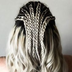 ☠️ • • • • • • • @jbraidsandbows #jbraidsandbows #braid #braids #braided #braidedhair #dutch #dutchbraids #dutchbraid #updo #braidedupdo #dutchbraidedupdo #edgy #edgybraids #behindthechair #modernsalon #americansalon #hotonbeauty #hotforbeauty #maneaddicts #beyondtheponytail