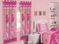 Cortina para Quarto Rosa Santista Barbie Glam - 2,80x1,80m com as melhores condições você encontra no Magazine Nivaldo. Confira!
