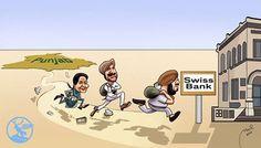 Captain Amarinder Singh family because his money is safe in Swiss banks Punjab Congress - PPCC  #PollKhol