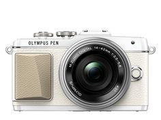 Olympus Shop - E-PL7 Pancake Zoom Kit - Digitalkameras - PEN Kameras
