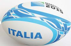 Ballon Rugby Supporteur Italie RWC 2015 / Gilbert
