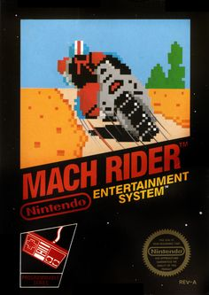 Mach Rider. I don't know how official it is but they say that mach rider and captain falcon are one and the same.