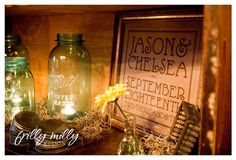 vintage couple's shower Bridal/Wedding Shower Party Ideas   Photo 1 of 14   Catch My Party