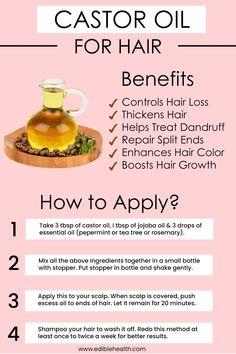 Hair Growing Tips, Grow Hair, Hair Growth Treatment, Hair Treatments, Oil Treatment For Hair, Hair Loss Remedies, Hair Thickening Remedies, Healthy Hair Remedies, Natural Hair Growth Remedies