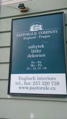Había muebles de Inglés.
