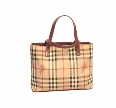 Burberry  Haymarket  Check Small Tote   Gently Used  . Bag Sale, The Secret  ... 44f2121b92