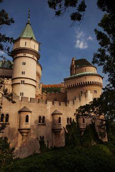 Bojnice Castle, Slovakia (by Ed.Moskalenko)
