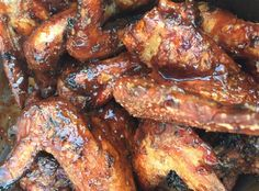A little trick to make your wings on the grill taste like smokehouse fried wings (without the frying). Crisp, crunchy and juicy!