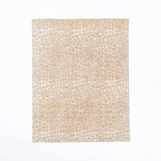 Python Printed Wool Rug #westelm