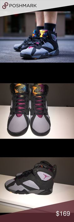 finest selection 2f480 e368b Brand New Air Jordan Retro 7 BG Bordeaux Brand New Authentic Jordan  Bordeaux. Sz 5 Y  women s. Box is missing lid. Please only submit offers  via the offer ...