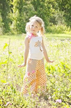 Shabby Chic Umbrella Tank & Breanna Pant12 Months to 16 YearsPersonalize It!