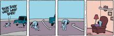 Shining dog moment. | Read Pooch Cafe #comics @ http://www.gocomics.com/poochcafe/2015/03/24?utm_source=pinterest&utm_medium=socialmarketing&utm_campaign=social-pin | #GoComics #webcomic