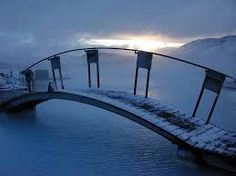 bridge over the blue lagoon