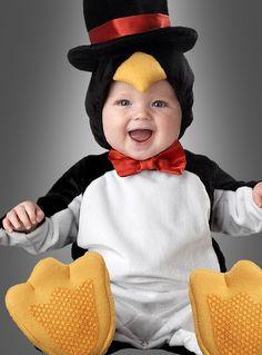 Pinguin Baby Kostüm