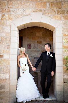 wedding photo by Ash
