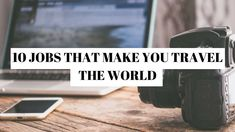 10 Jobs That Pay You To Travel The World - YouTube