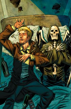 THE HELLBLAZER #13 Written by TIM SEELEY • Art by JESUS MERINO • Cover by TIM SEELEY • Variant cover by YASMINE PUTRI
