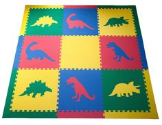 SoftTiles Dinosaur Set with Borders