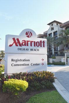 Beachfront accommodations at the Delray Beach Marriott