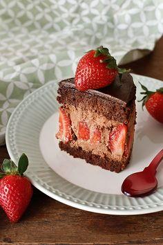 Le fraisier de chocolate 2