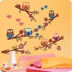 @Michelle J found this for your owl nursery :)